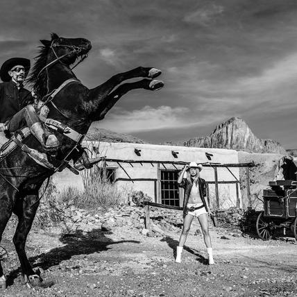 David Yarrow - The Wild West