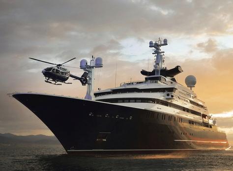 Burgess - Octopus - A Renowned World Class Cruiser
