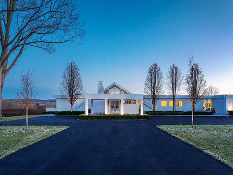 Jules Gregory Designed New Hope Residence