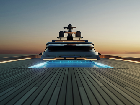 Feadship - Project 3073 - Sleek, Speedy, and State of the Art