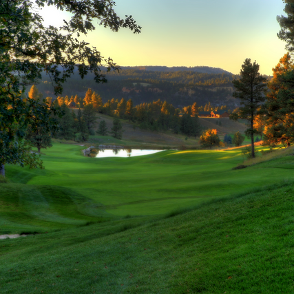 The Golf Club at Devils Tower - A Paradise Unspoiled
