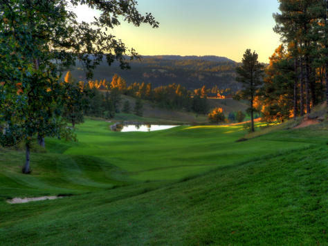 The Golf Club at Devil's Tower - A Paradise Unspoiled
