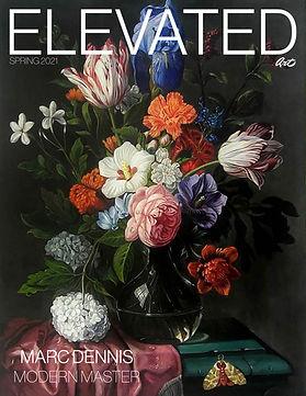 ART MARC DENNIS MOCK UP COVER SPRING 202