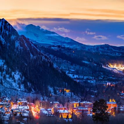 Aspen - Magical Snowglobe