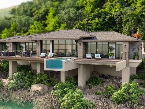 BVI Ocean Villas Starting at $5,950,000-Oil Nut Bay, Virgin Gorda
