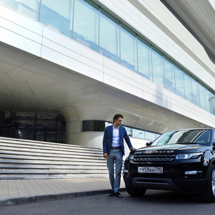 Finding The Function In The Fashion Of The New Range Rover Evoque