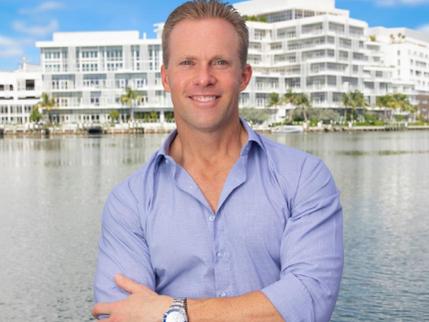Darin Tansey, Douglas Elliman & The Ritz-Carlton Residences, Miami Beach