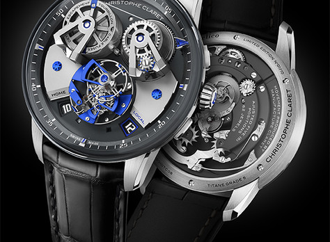 The Quintessence of Precision with Christophe Claret