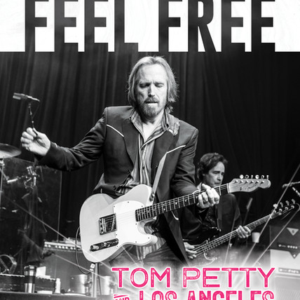 Tom Petty's L.A. Explored in New Book Somewhere You Feel Free: Tom Petty and Los Angeles