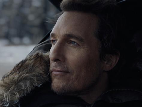 The 2020 Lincoln Aviator - Matthew McConaughey