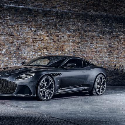 Aston Martin - DBS Superleggera - No Time To Die