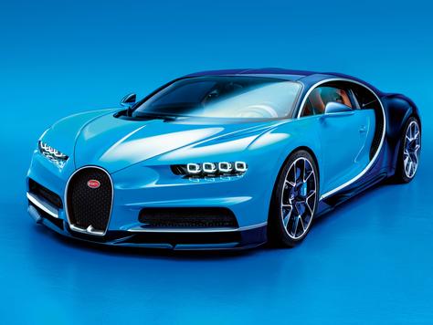 Bugatti Chiron - Beast & Beauty