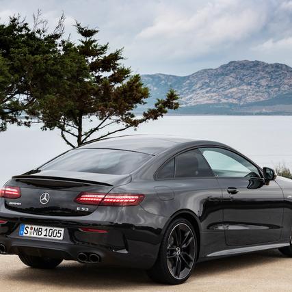 Mecerdes-Benz AMG E 53 Coupe - Performance Luxury Restyled