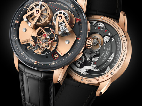 Christophe Claret Angelico - A Vision Of Absolute Precision
