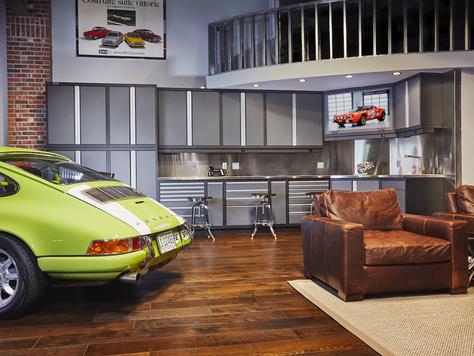 Baldhead Cabinets-An American Story. A Garage Icon.