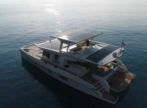 Serenity Yachts Introduces the Future of Yachting