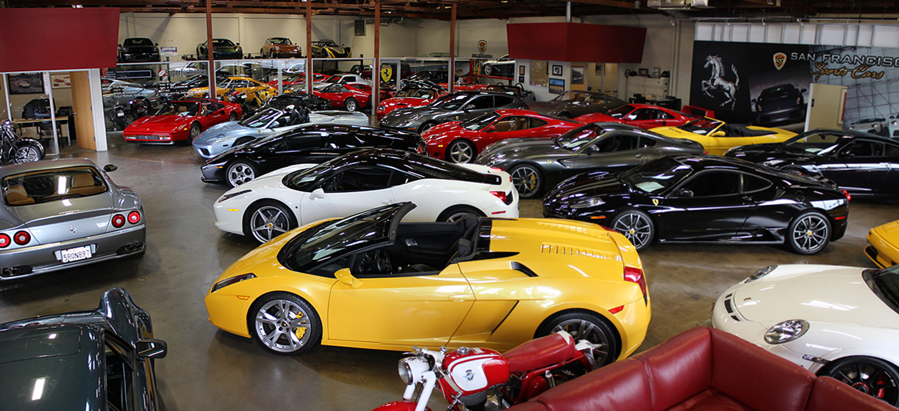 San Francisco Sports Cars >> San Francisco Sports Cars Provides A Haven For Sports Car