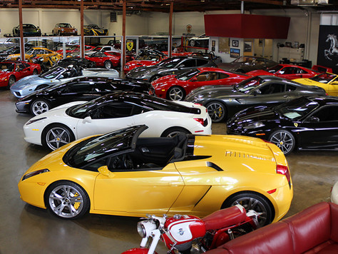 San Francisco Sports Cars Provides a Haven for Sports Car Enthusiasts