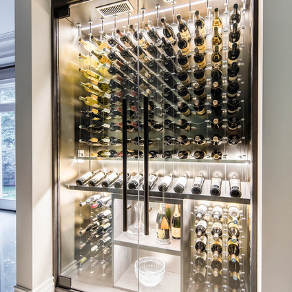 Cable Wine Systems - Turn Your Wine Collection Into a Work of Art