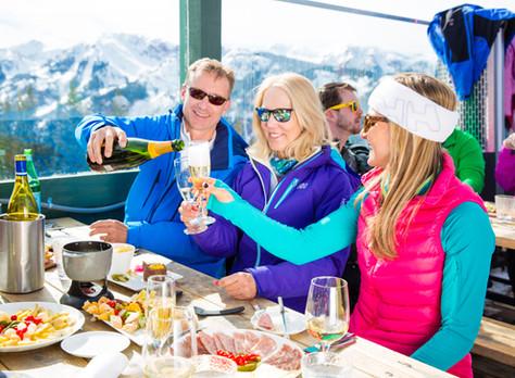 Winter Wonderland: Jetset to Epic Ski Slopes