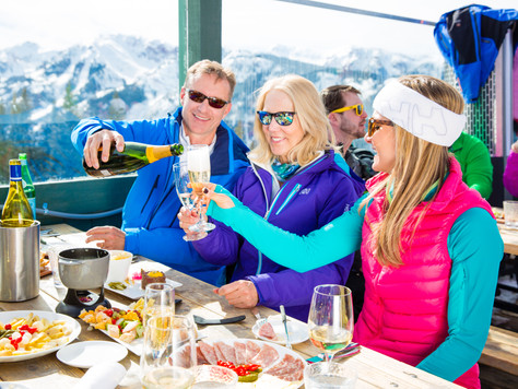 Winter Wonderland: Jetset to Epic Ski Slopes