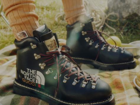 The North Face & Gucci
