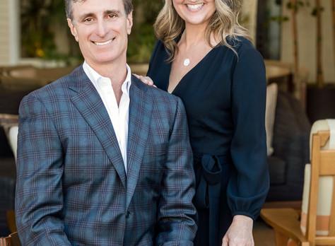 Jennifer & Dave Caskey are Manhattan Beach & The South Bay