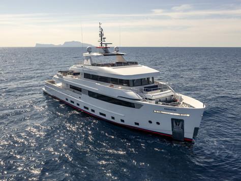 42M M/Y Crowbridge - Design Insight: Tommaso Spadolini