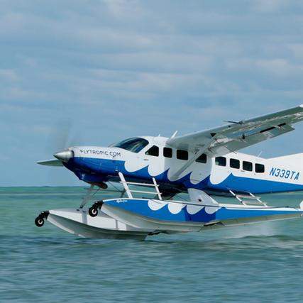 Tropic Ocean Airways - The Definition of Laidback Luxury