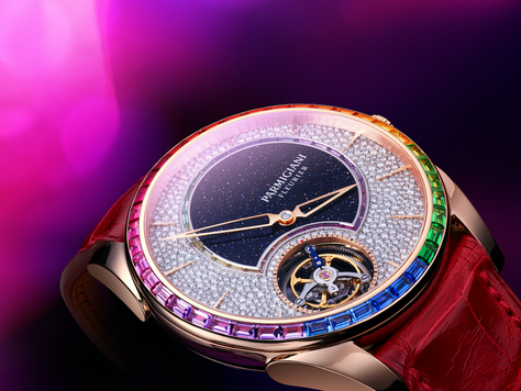 Parmigiani Fleurier - The Celebration of the Lunar Rainbow