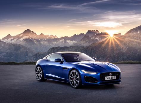 Jaguar F-TYPE - Agile. Distinctive. Powerful.