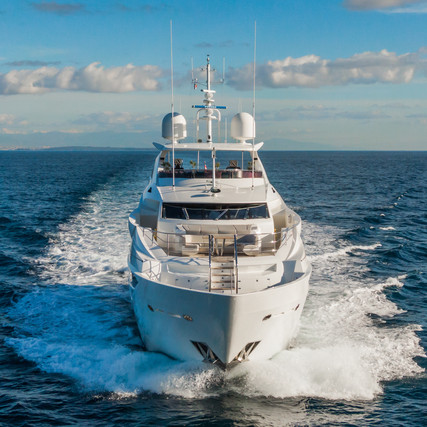 Exceptional Sunseeker 131 ANGELUS For Sale With Ocean Independence