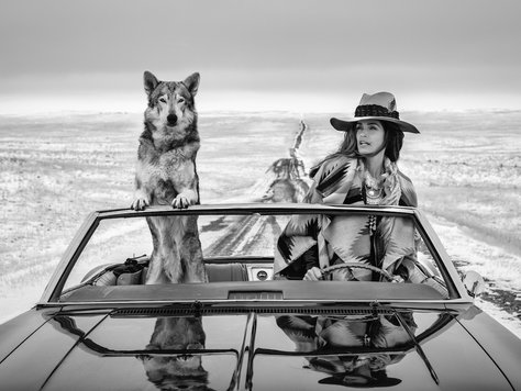 David Yarrow - Cindy Crawford