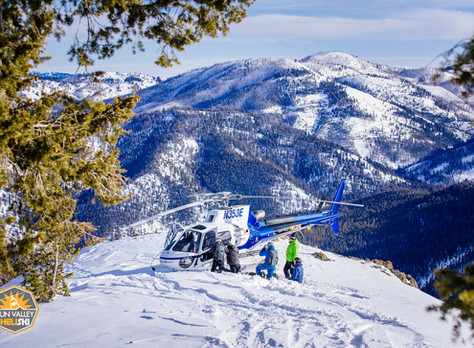 The Adventure of a Lifetime with Sun Valley Heli Ski