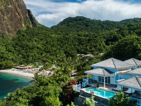 Sugar Beach - A Viceroy Resort - St. Lucia - Seclusion Meets Paradise