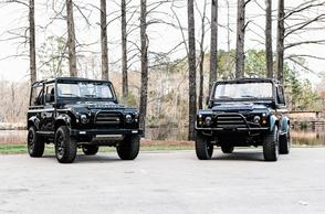 Osprey Custom Cars - The World's Most Cutting-Edge Overland Vehicles