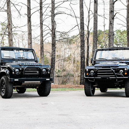 Osprey Custom Cars - The World's Most Cutting-Edge Overland Vehicles
