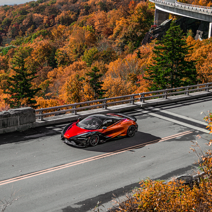 McLaren Charlotte - The New McLaren 765LT - Born From Fearless Engineering