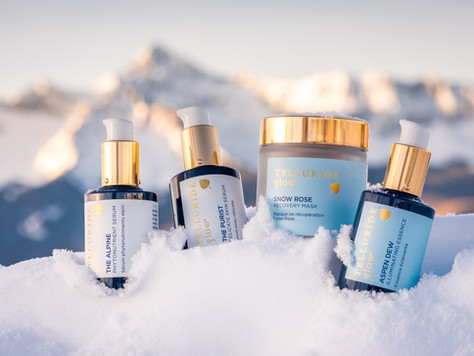 TellurideGlow Delivers Winter Skin Nutrition and Health