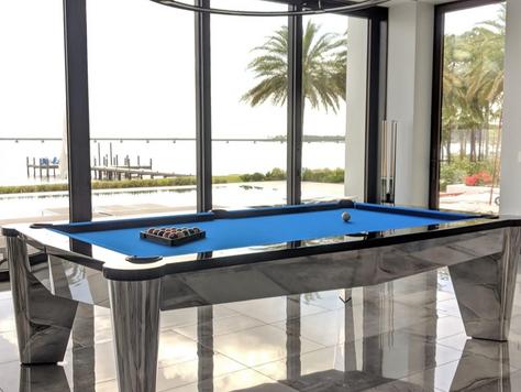 Mitchell - Exclusive Billiard Designs