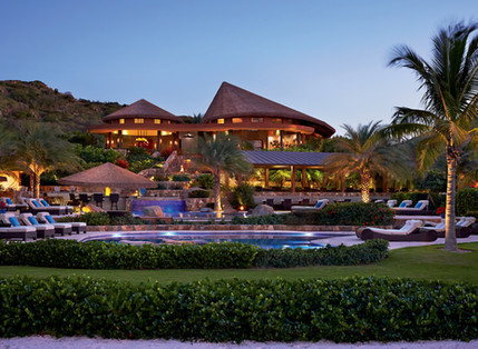 Oil Nut Bay - One-of-a-Kind Oasis