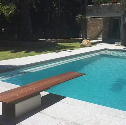 Mikel Tube Wooden Diving Boards