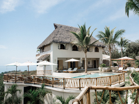 Villa Valentin - Sayulita, Mexico, $2.8MM