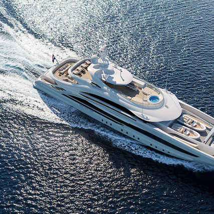 Heesen Yachts-Project Triton-A True Bluewater Motor Yacht