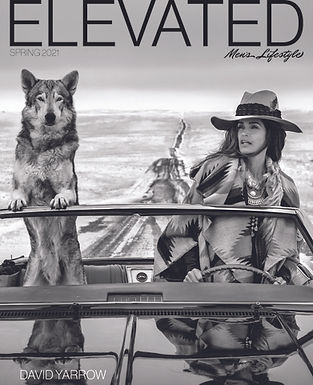 COVER MENS SPRING 2021 - CINDY CRAWFORD