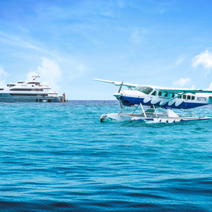 Tropic Ocean Airways - Direct to Yacht by Seaplane