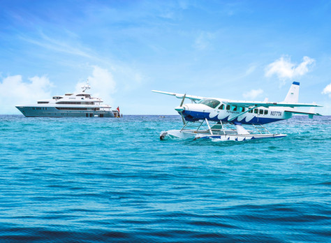 Tropic Ocean Airways-Where Caribbean Luxury Takes Flight