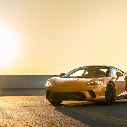 McLaren Philadelphia-The All New McLaren GT