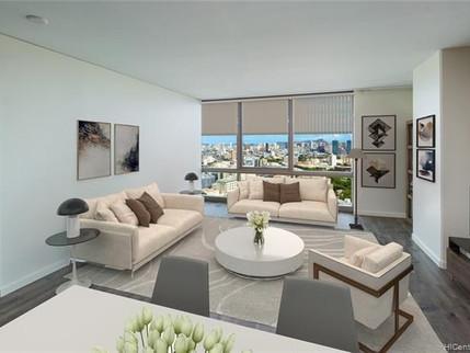 Rarely Available Ocean Facing Honolulu Penthouse