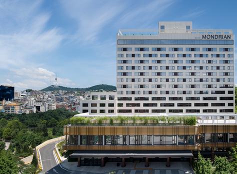 Mondrian Seoul Itaewon - A Lifestyle Destination